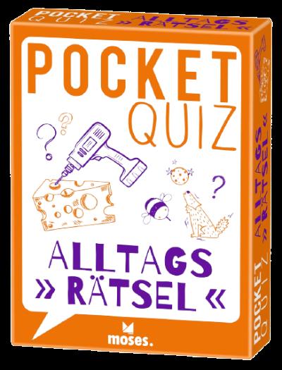 Pocket Quiz – Alltagsrätsel