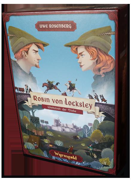 Robin von Locksley – Wettstreit der Diebe