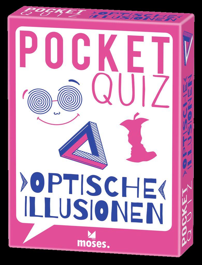 Pocket Quiz – Optische Illusionen