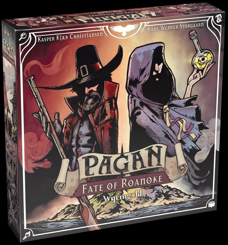 Pagan: Fate of Roanoke